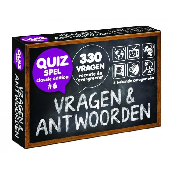 Vragen & Antwoorden - Classic Edition 6