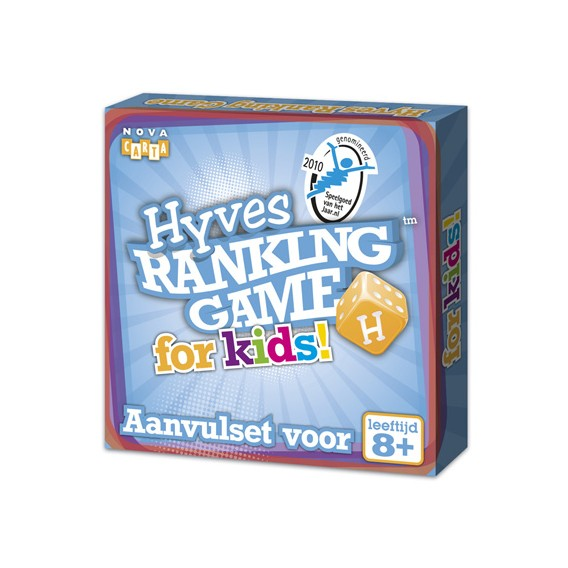 Hyves Ranking Game for Kids