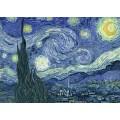 Puzzel Sterrennacht (Van Gogh)