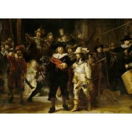 Puzzel De Nachtwacht (Rembrandt van Rijn)