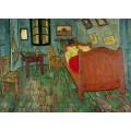 Puzzel De slaapkamer (Van Gogh)