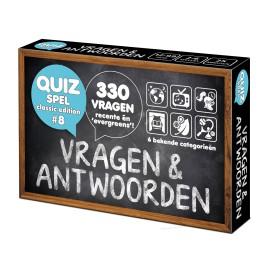 Vragen & Antwoorden - Classic Edition 8
